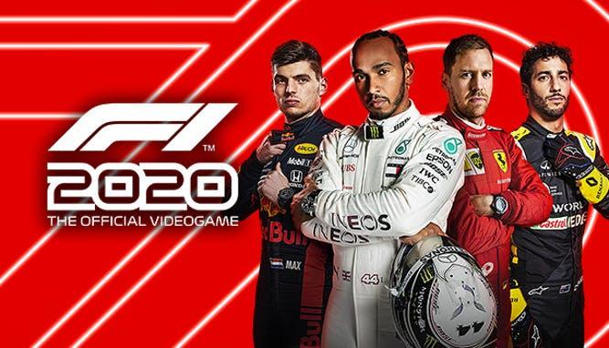 F1 2020 + diverse andere games @HumbleBundle