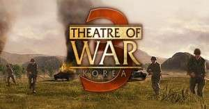 [Gratis] Theatre of War 3: Korea @Indiegala