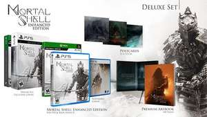 Mortal Shell Enhanced Edition Deluxe Set (PS5 / Xbox Series X)