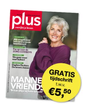 Gratis Plus Magazine [t.w.v. €5,50]