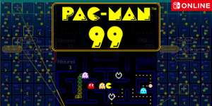 Game Pac-Man 99 gratis voor Nintendo Switch Online-leden