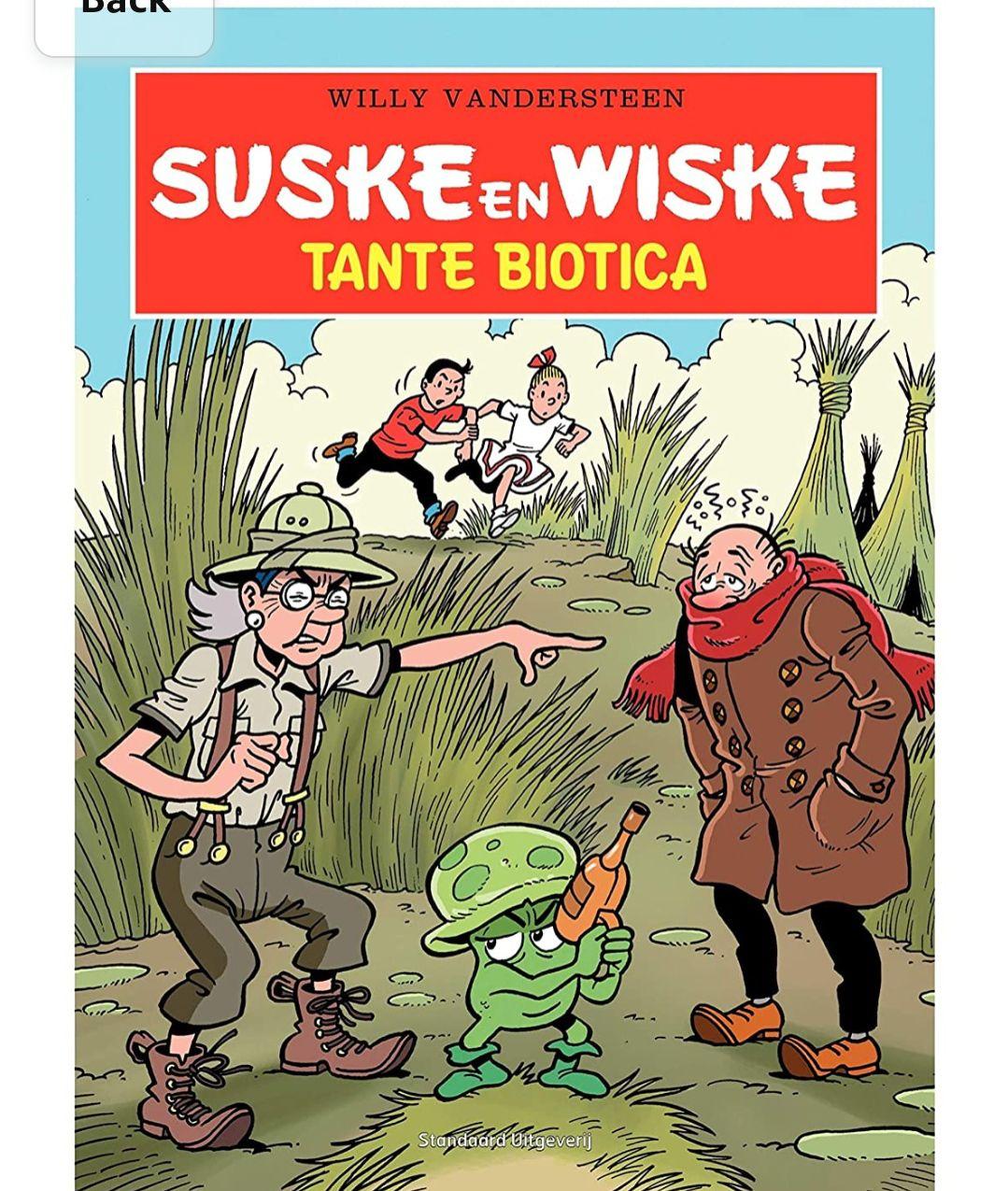 Verschillende Suske en Wiske e-books gratis