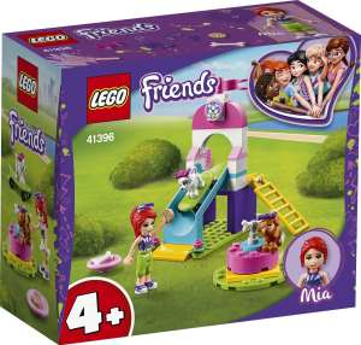 Lego Friends Hondenspeelplaats - 41396 @ Amazon NL