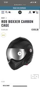 ROOF RO9 BoXXer Carbon Cage