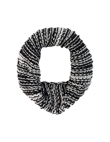 Sjaal tube zwart voor €1 @Miss Etam