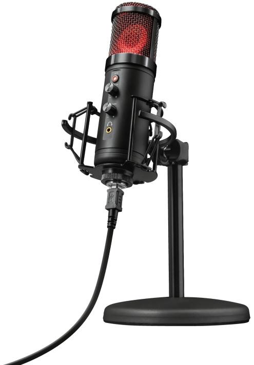Trust GXT 256 Exxo USB Streaming Microfoon @ Amazon.nl