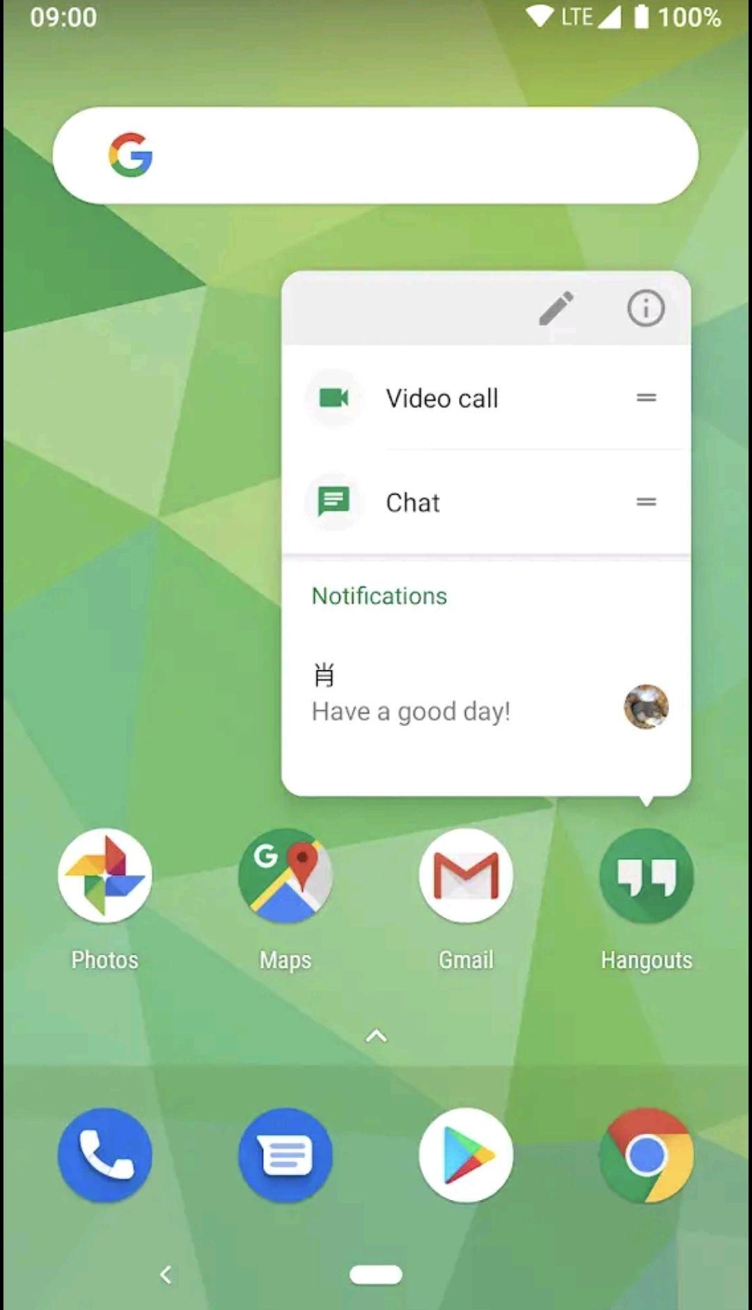 Gratis app (Android): X launcher