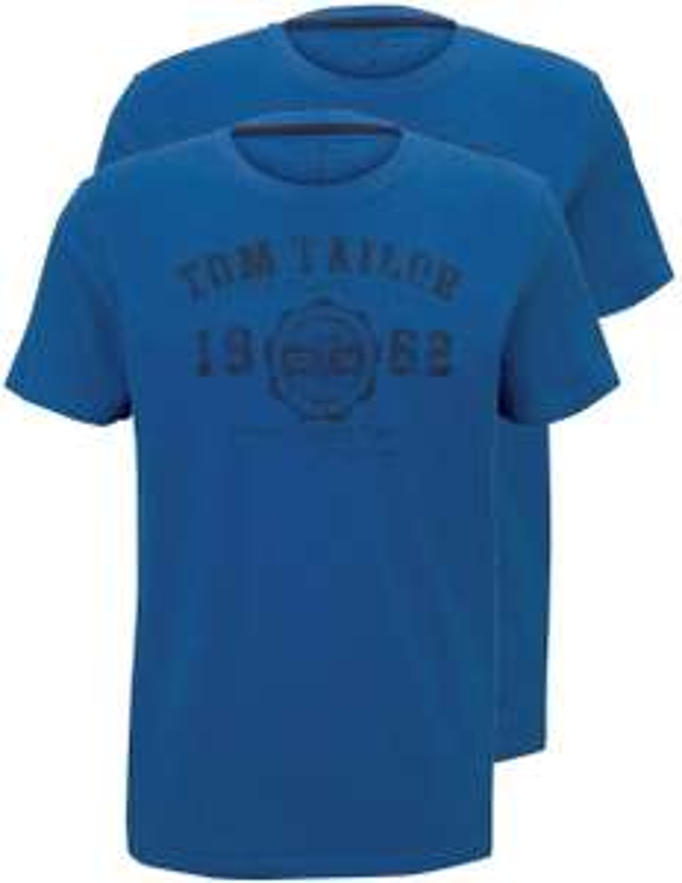 Tom Tailor 2-pack heren tshirt