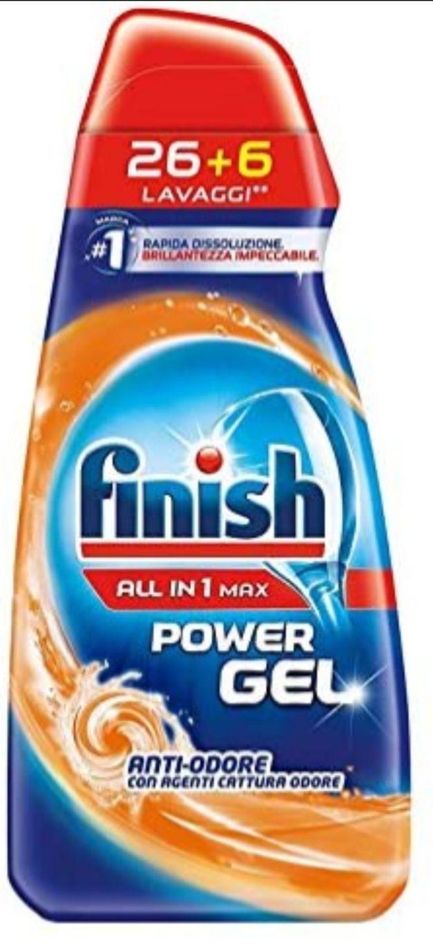 Finish powermax vaatwasser gel 224 wasbeurten 4.4cent per vaatwasbeurt @ Amazon.nl