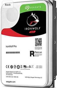 Seagate IronWolf Pro, 6TB (ST6000NE000) - (2-year Data Recovery)