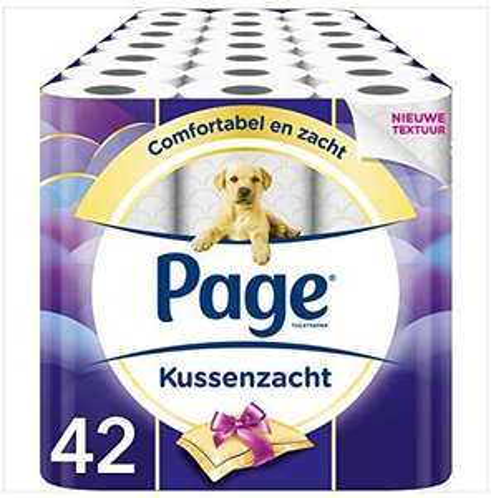 Page Kussenzacht 42 rollen