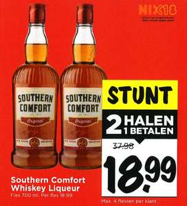 Southern Comfort Whiskey Liqueur (700ML)