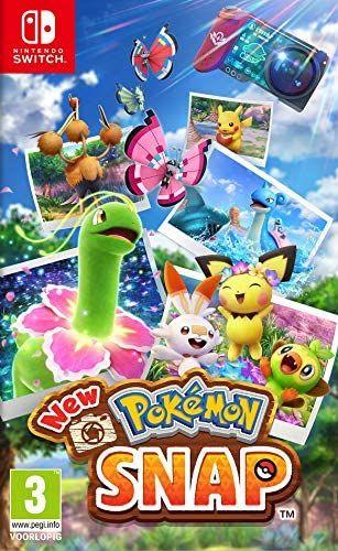 Pokémon Snap (Nintendo Switch)