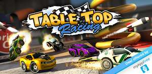 Table Top Racing Premium 2 dagen gratis. recensies 4,3* van 5* ook te spelen op andriod tv