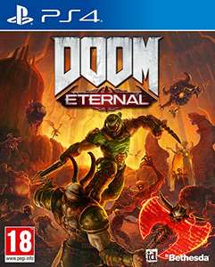 Doom Eternal (PS4) voor €8,27 bij Amazon UK