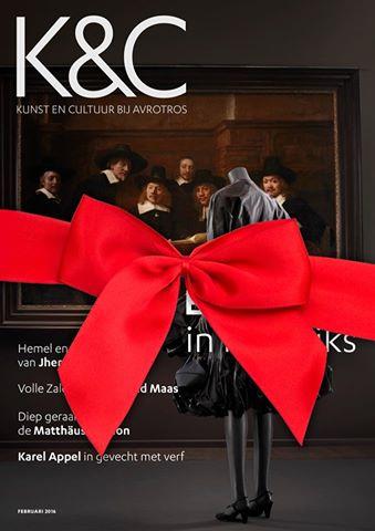 Gratis  Kunst & Cultuur Magazine