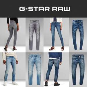G-Star: 20% korting op ALLE jeans
