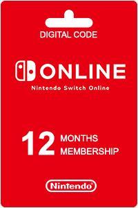 1 jaar Nintendo Switch Online voor €14,99 met code @ Eneba