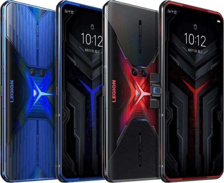 Legion Phone Duel 12GB/256GB (16GB/512GB voor €599,99) @ Lenovo Store