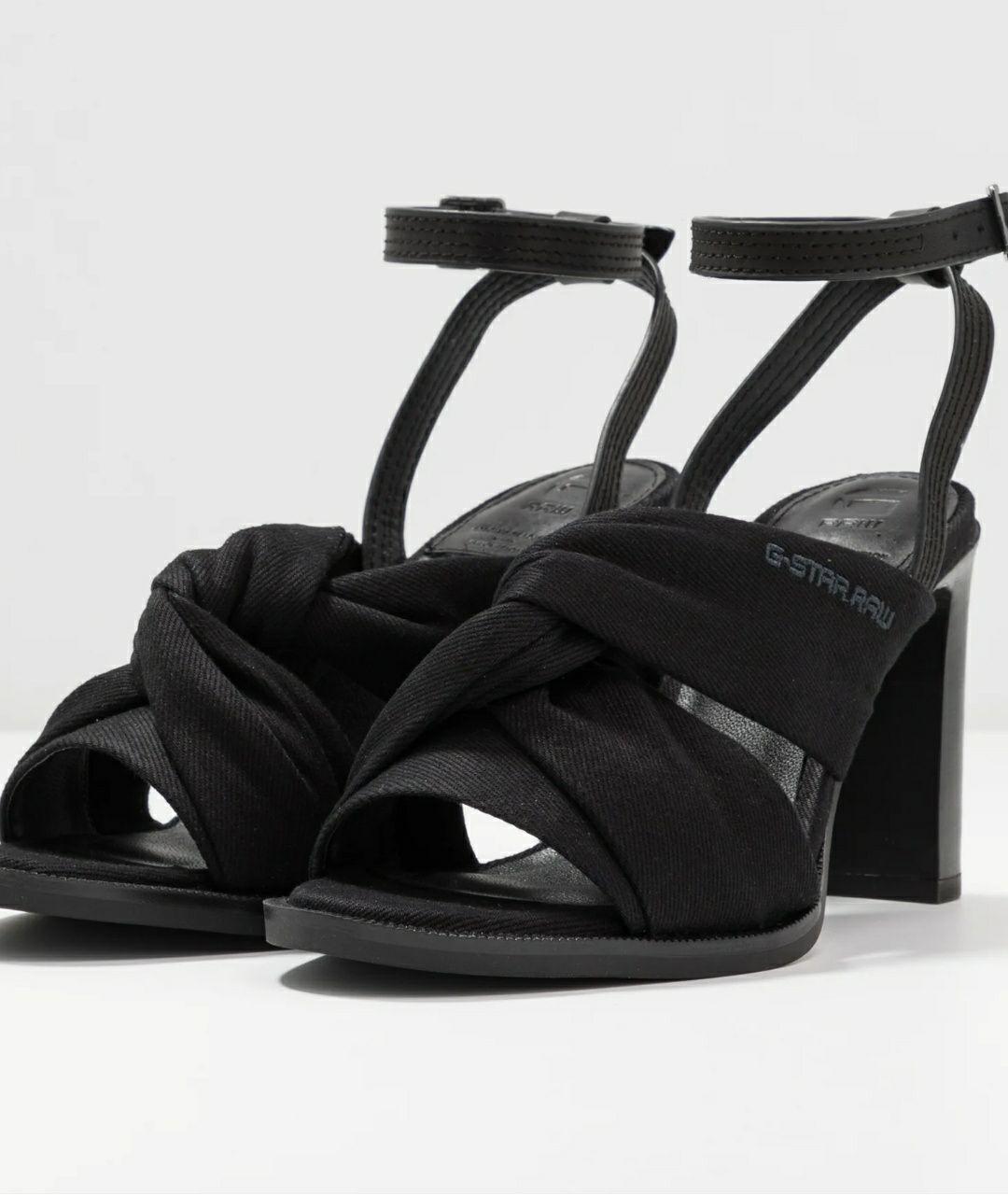 G-STAR RAW Knot-Marina Dames Hoge hak sandalen