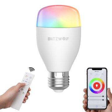 BlitzWolf BW-LT27 Smart Led Bulb compatibal met Google Assistant en Alexa