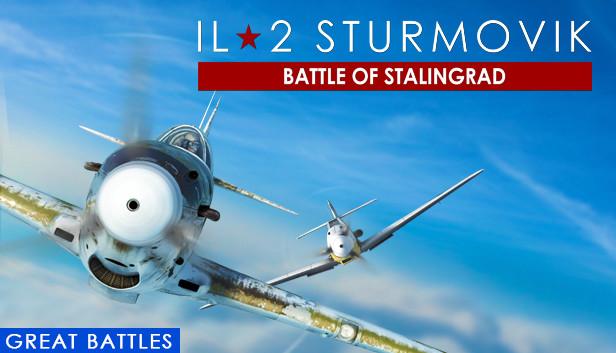 IL-Sturmovik Battle of Stalingrad