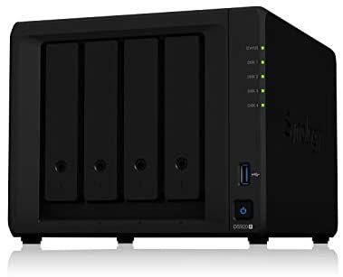 Synology DS920+ 4 Bay Desktop NAS behuizing