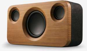 Platinet Bluetooth Speaker - Bamboo, Stereo 3.1 Bluetooth