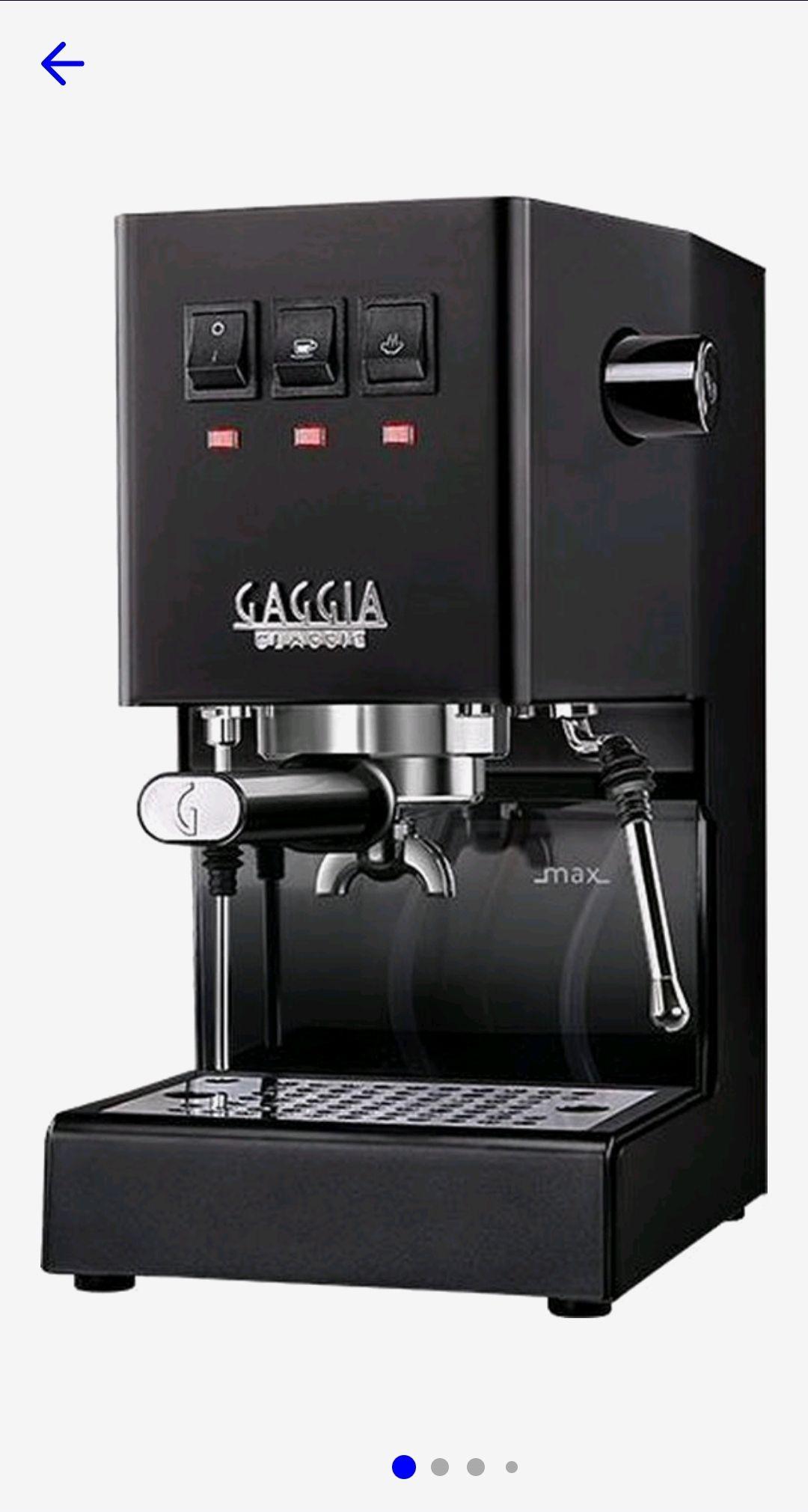 Gaggia Classic Pro Zwart RI9480/14