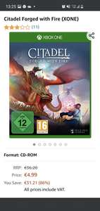 Citadel: Forged With Fire @amazon.nl