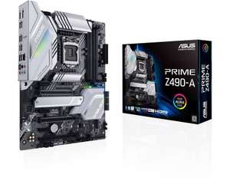 Asus PRIME Z490-A - Moederbord