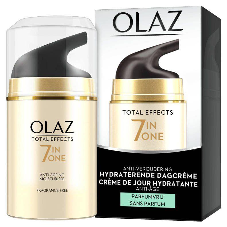 Olaz 7 in 1 parfumvrij (en meerdere)