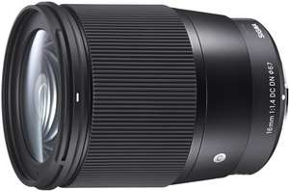 Sigma 16 mm F1.4 voor Sony E-Mount