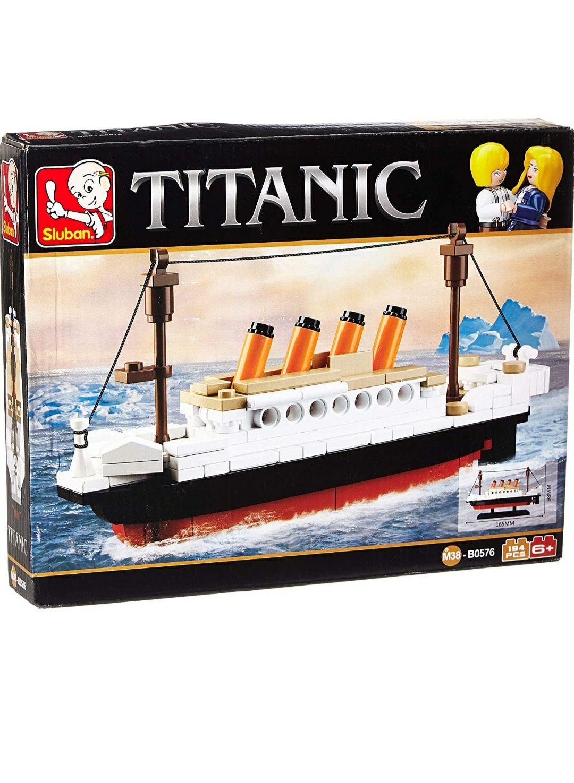 Titanic - kleine bouwset (194 delen)