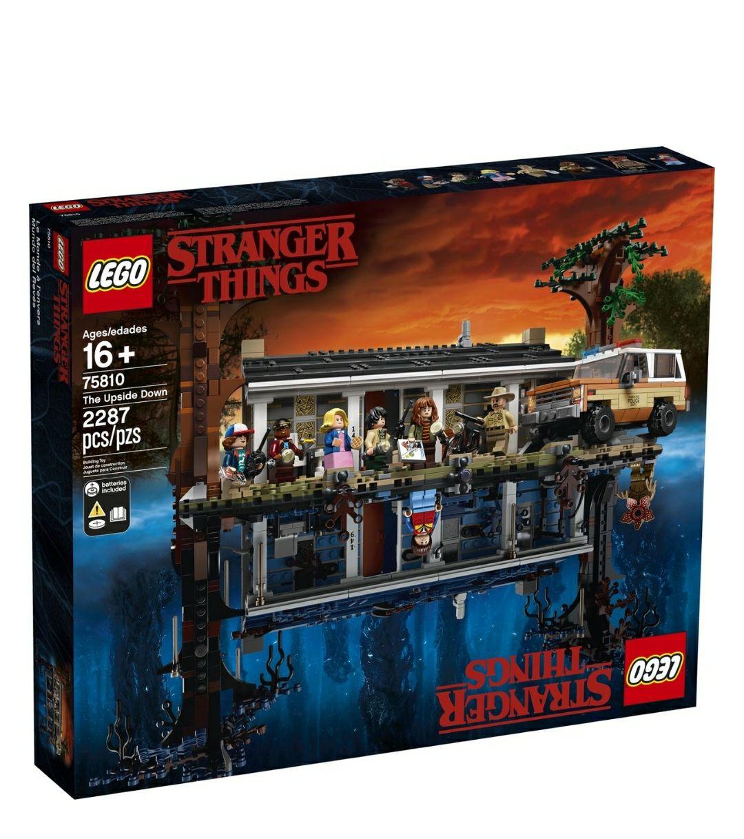 LEGO 75810 - Stranger things, the upside down