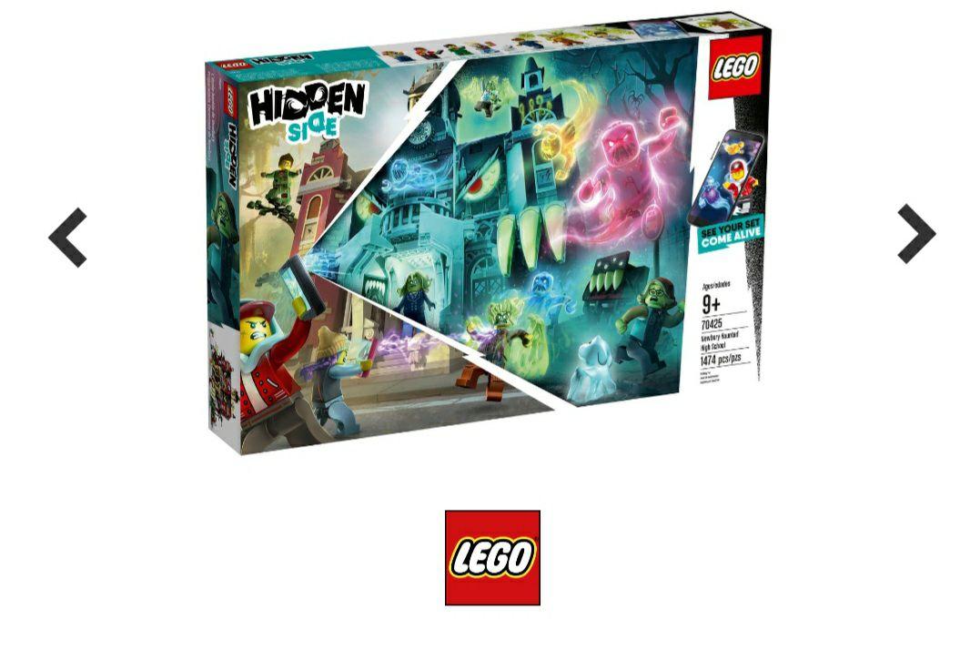 Toychamp div. Lego Hidden side in aanbieding. Spookschool voor 79.99