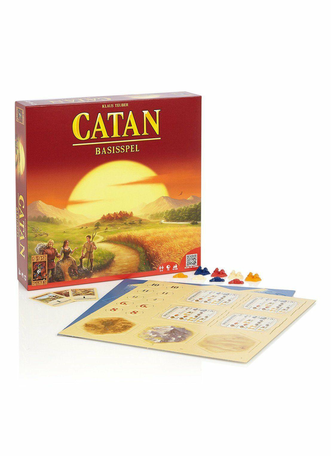 Catan Basisspel (ook bekend als Kolonisten van Catan)