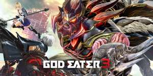 God Eater 3 Switch eShop US