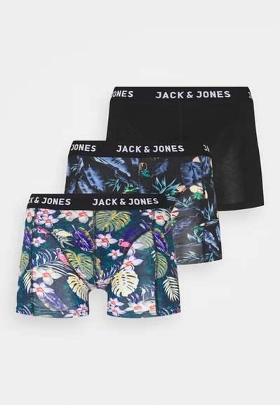 Een mooie set zomerse boxershorts van Jack and Jones