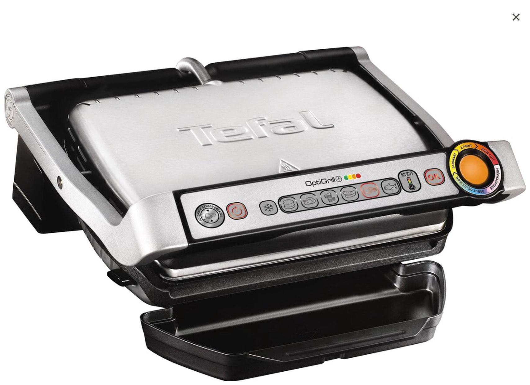 TEFAL GC712D OptiGrill+ (prijs na €20 cashback)