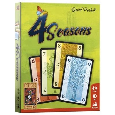 4 Seasons kaartspel [Met Prime gratis verzonden]