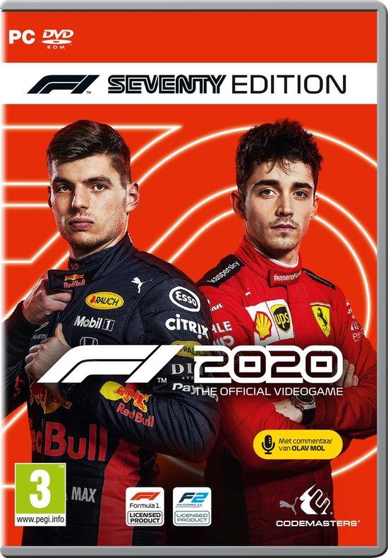 F1 2020 voor PC via Fanatical