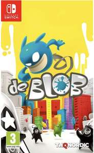 De Blob 1 of de Blob 2 (Switch)