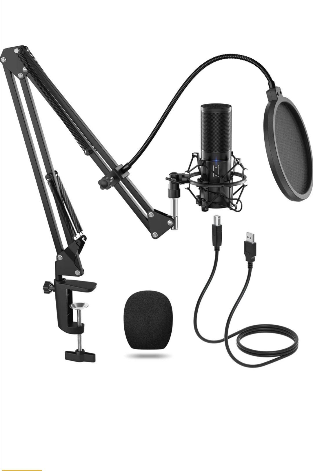 TONOR USB Microfoon kit