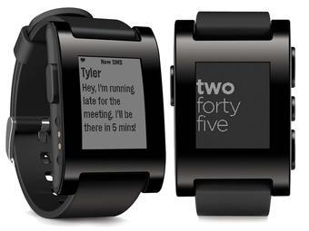 Pebble Classic Smartwatch @ iBOOD