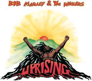 Bob Marley & the Wailers - Uprising (vinyl LP)