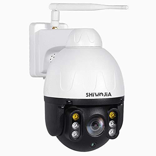 Shiwojia PTZ 1080P IP Camera, IP66 voor €33,99 @ Amazon.de