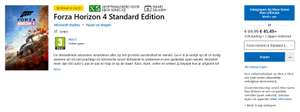 Forza Horizon 4 Standard Edition voor PC/Xbox One/Xbox Series X & S