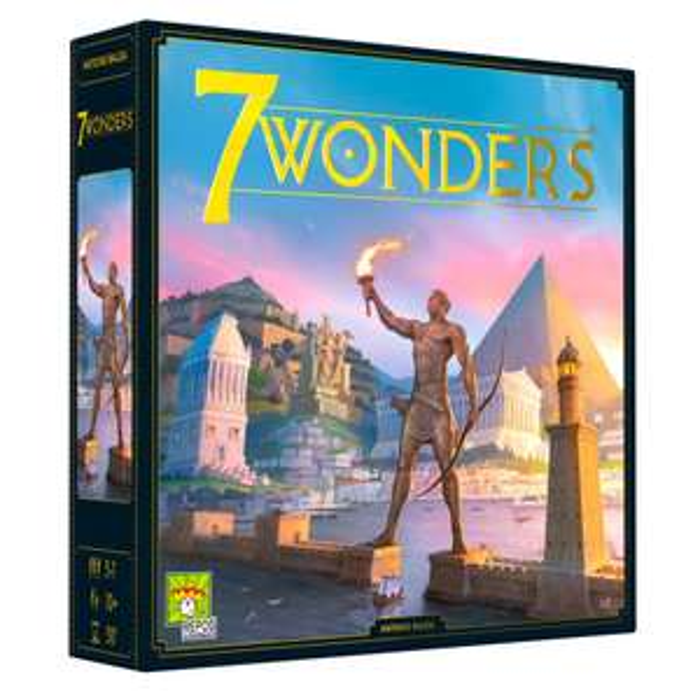 7 Wonders NL (2de editie)