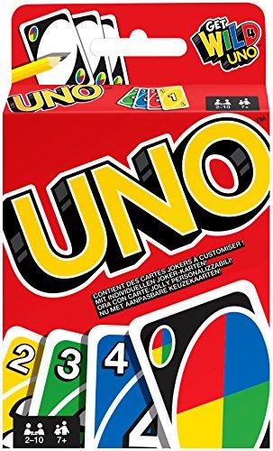 Origineel Uno kaartspel (Amazon.de)